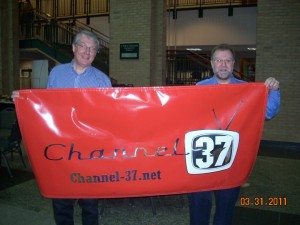 Debut of the Channel 37 banner