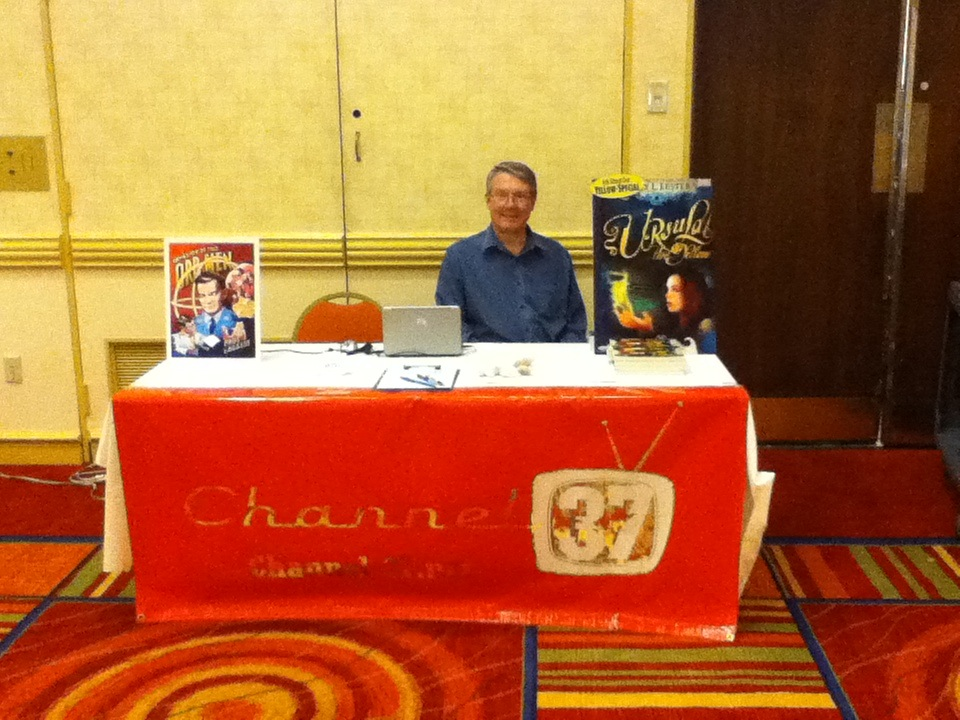 Our Table at Balticon 45