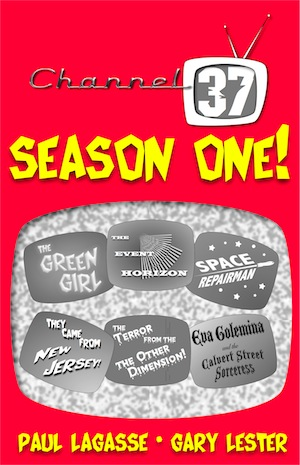 Channel 37 Season One! Cover
